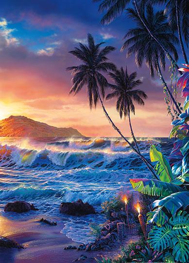 Fototapet paradise S