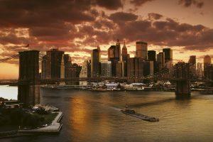 Fototapet New York City