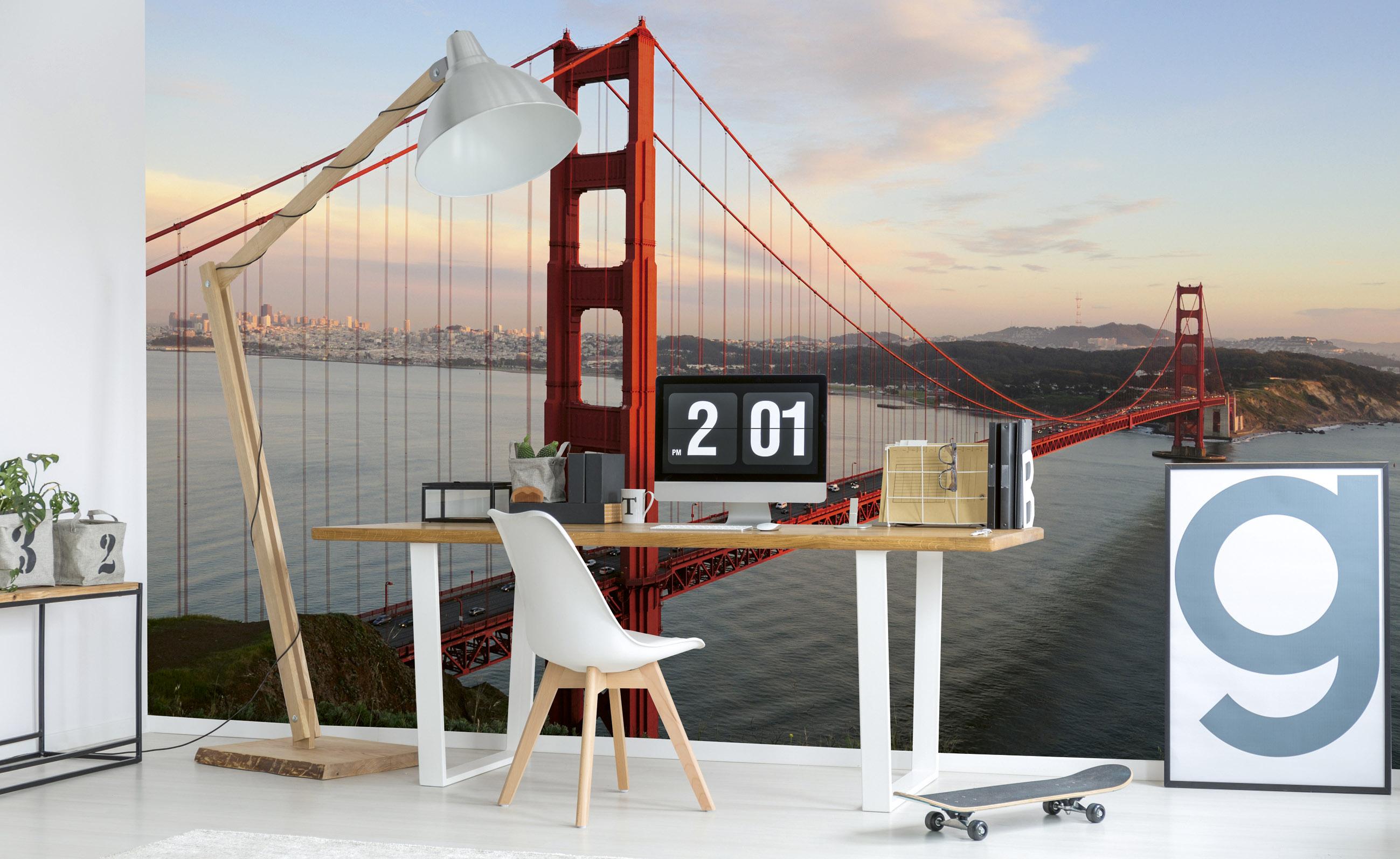 Fototapet Golden Gate Bridge