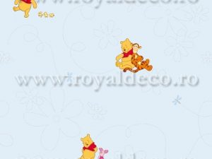 Tapet copii Disney Winnie the Pooh1