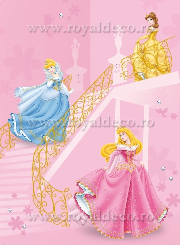 Fototapet Printese Disney